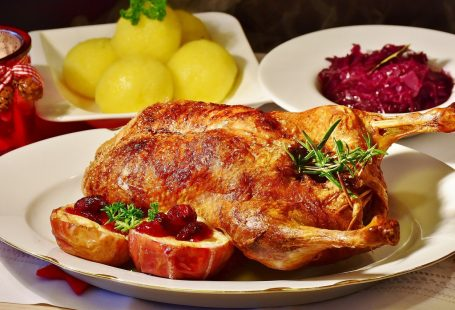 What to eat with duck confit